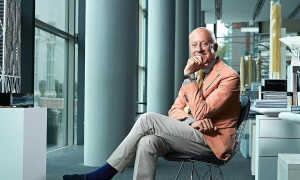 Norman Foster: 'I still have my best work in front of me'